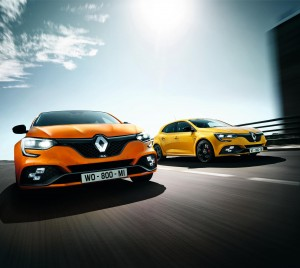 The Renault Megane RS is an impressive offering.