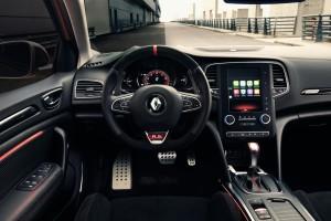 Renault Megane RS first vehicle leasing 2