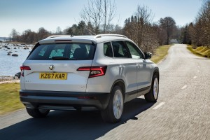 Skoda Karoq First Vehicle Leasing 2