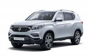 SsangYong Rexton First Vehicle Leasing 1