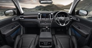 SsangYong Rexton First Vehicle Leasing 2