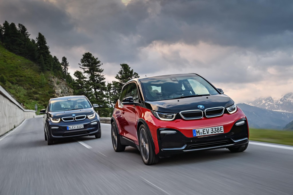 Bmw I3 Lease >> The All New Bmw I3 And I3s Are Revealed
