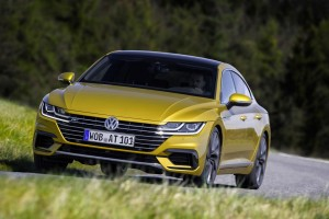 Volkswagen Arteon R-Line First Vehicle Leasing 1