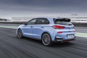 All-New Hyundai i30 N First Vehicle Leasing 2