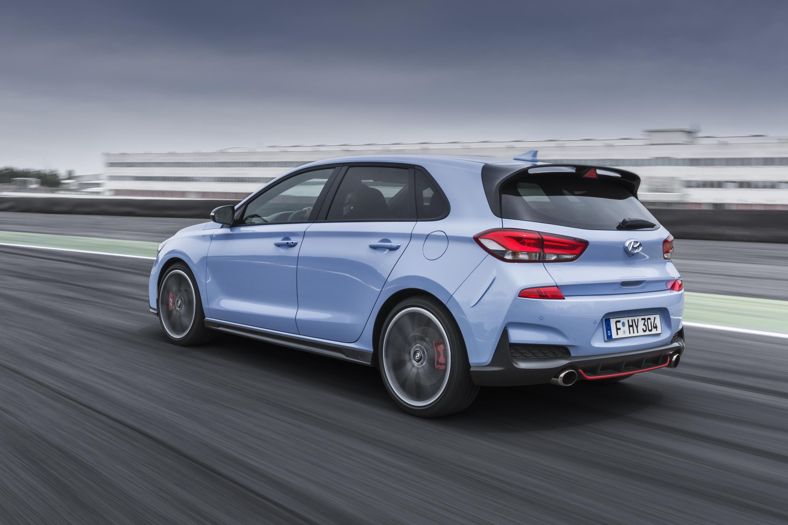 Prices And Spec Announced For The Hyundai I30 N