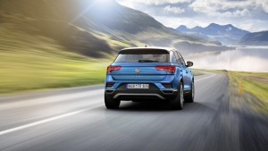 New Volkswagen T-Roc First Vehicle Leasing 2