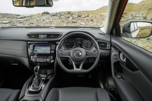 Nissan X-Trail First Vehicle Leasing 2