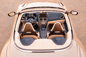 Aston Martin DB11 Volante First Vehicle Leasing 2