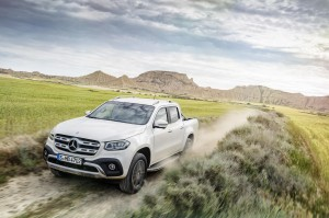 The new Mercedes X Class is a great offering for business and lifestyle buyers alike.