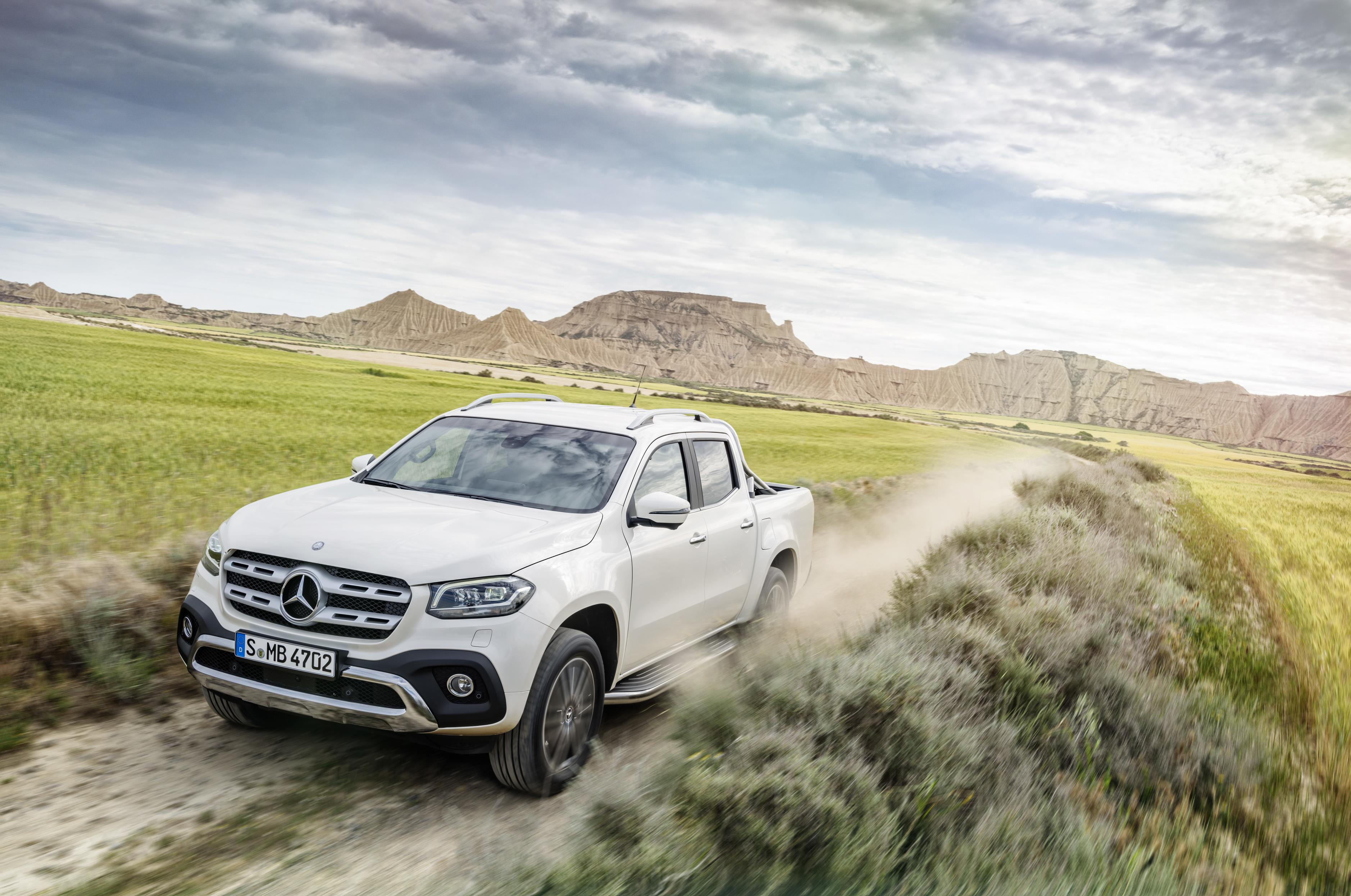 The Mercedes X Class Offers A Great Lifestyle Choice