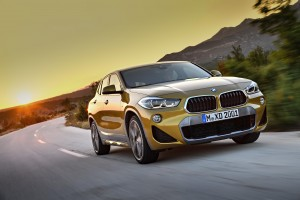 The BMW X2 is designed to exceed expectations – expect to see a lot of them on our roads.