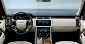 New Range Rover First Vehicle Leasing 2