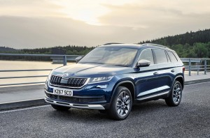 The new Skoda Kodiaq Scout is an impressive all-wheel drive offering.
