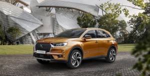 The new DS 7 Crossback is an impressive offering and is on sale now.