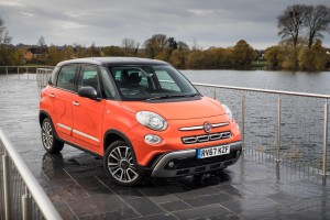 The new Fiat 500L has more space and technology than before.