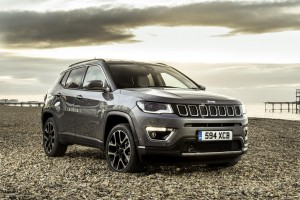 The all-new Jeep Compass offers excellent 4x4 capabilities.
