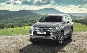 The new Mitsubishi Shogun Sport is a great offering.