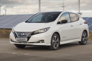 The Nissan Leaf First Vehicle Leasing 1