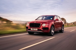 The Bentley Bentayga is available in the V8 guise and it is suitably impressive.