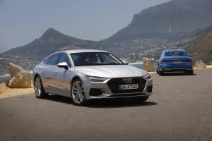 The new Audi A7 Sportback will impress.