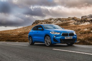 The new BMW X2 will impress with four variants.
