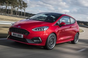 The all-new Ford Fiesta ST will deliver the 'most fun'.