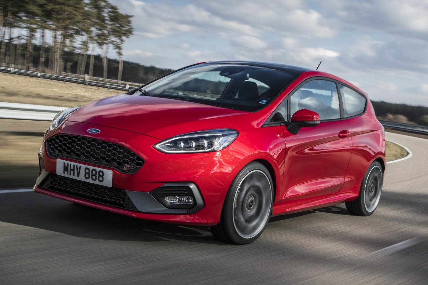 all new ford fiesta st will be 39 most fun 39. Black Bedroom Furniture Sets. Home Design Ideas
