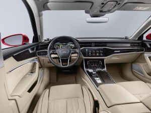 New Audi A6 First Vehicle Leasing 2