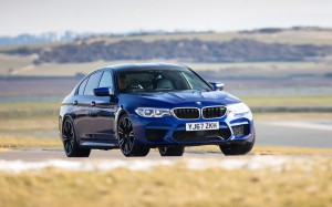 The new BMW M5 is the most advanced yet.