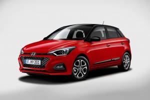 The Hyundai i20 has been refreshed with more safety and connectivity features.