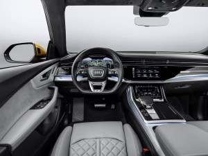 Audi Q8 First Vehicle Leasing 2
