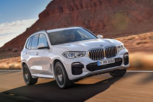 This is the fourth generation of the BMW X5 which is one of the market's leading sports activity vehicles.