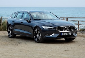 Details and prices for the new Volvo V60 have been revealed.