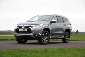 The new Mitsubishi Shogun Sport is a vehicle that will meet off-roading demands with real ability.