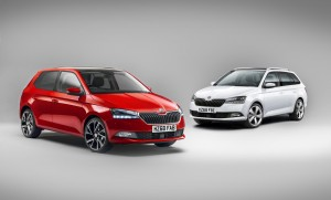 The new Skoda Fabia offers a fresh look, value and equipment.