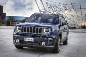 The Jeep Renegade has proved to be a popular choice in the UK's SUV market.