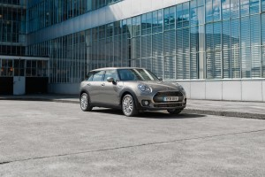 The new Mini Clubman City offers lots for the money with satnav among the equipment list.