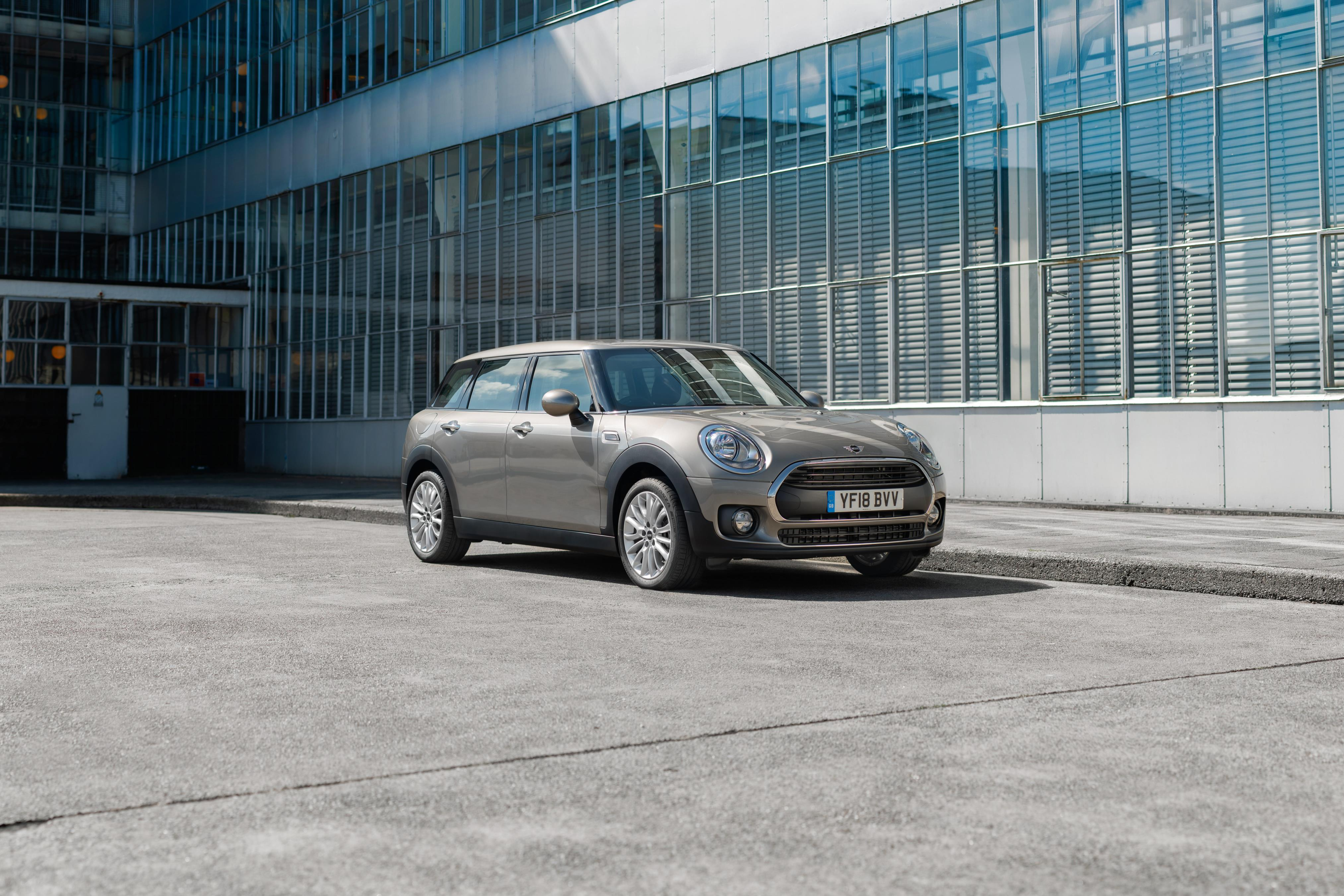 Mini Clubman City Is Unveiled