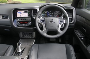New Mitsubishi Outlander PHEV First Vehicle Leasing 2