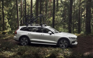 The Volvo V60 Cross Country is an impressive creation with rugged good looks.