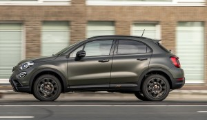 The Fiat 500X line-up gets a new addition with the S-Design