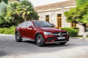 The new Mercedes GLC Coupe