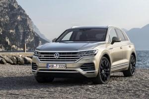Volkswagen Touareg firstvehicleleasing.co.uk