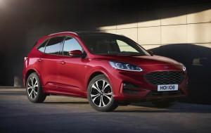 Ford Kuga firstvehicleleasing.co.uk
