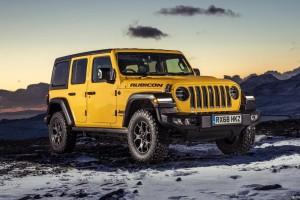 Jeep Wrangler firstvehicleleasing.co.uk