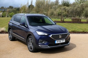 Seat Tarraco firstvehicleleasing.co.uk