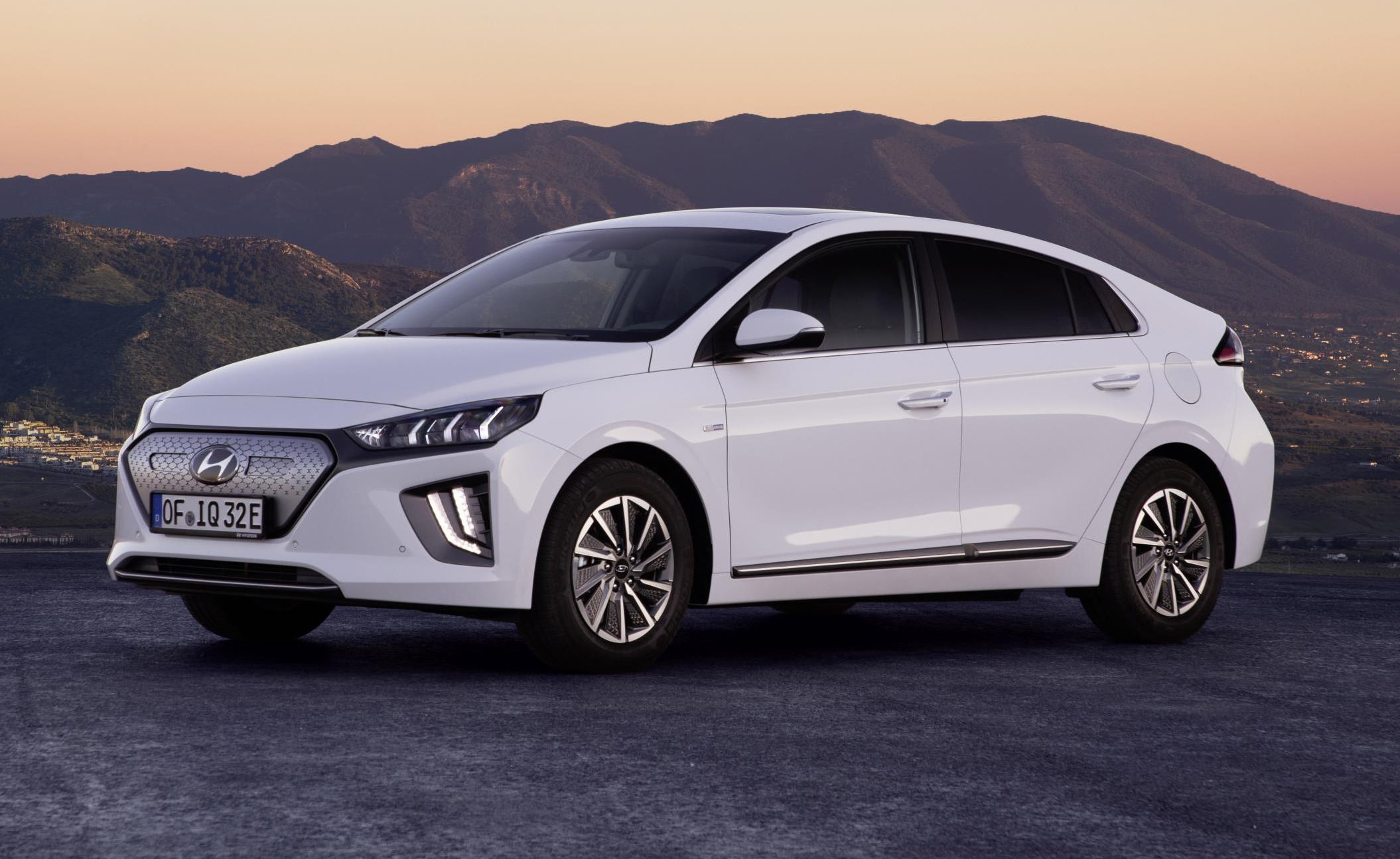 New Hyundai Ioniq Starts A Revolution