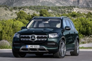 Mercedes GLS firstvehicleleasing.co.uk