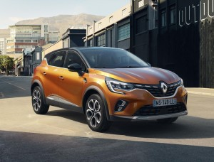 Renault Captur firstvehicleleasing.co.uk