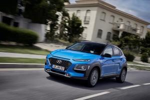 Hyundai Kona Hybrid firstvehicleleasing.co.uk
